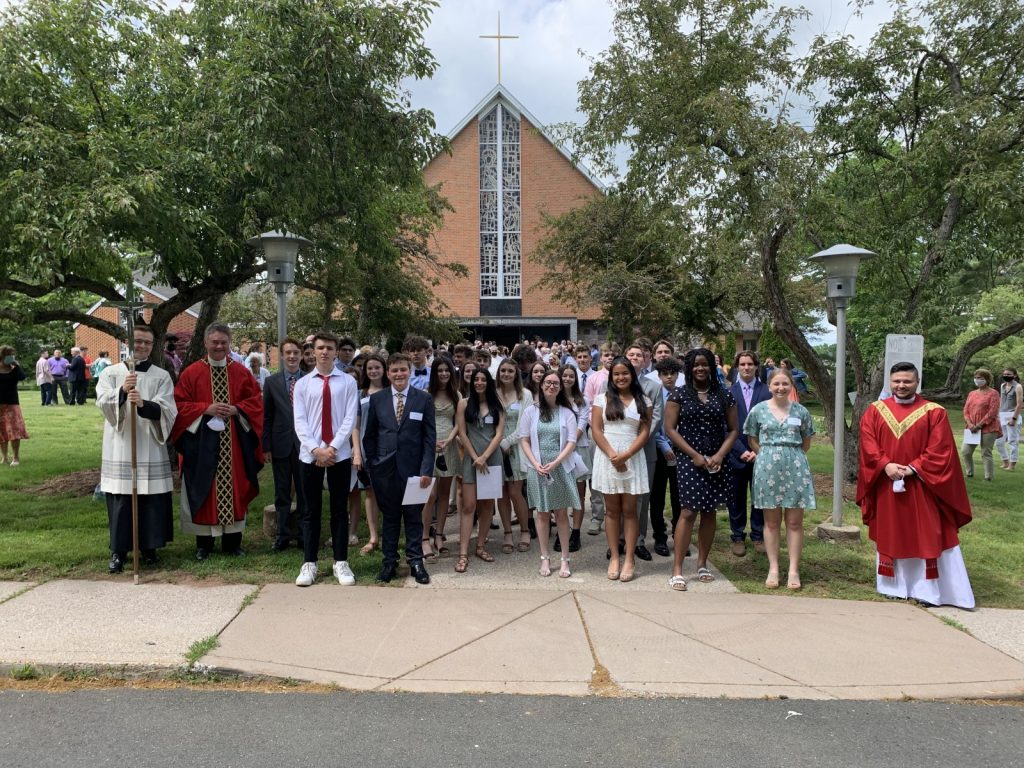 May 23rd Confirmands You did it!!
